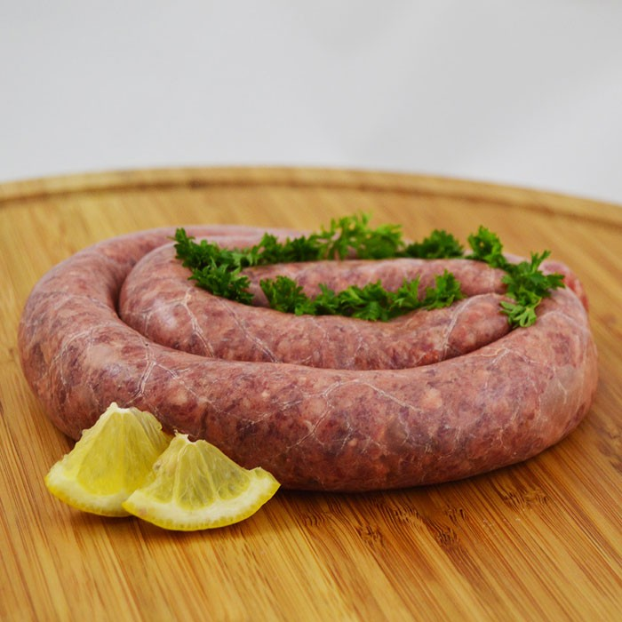 Garlic and Wine Boerewors