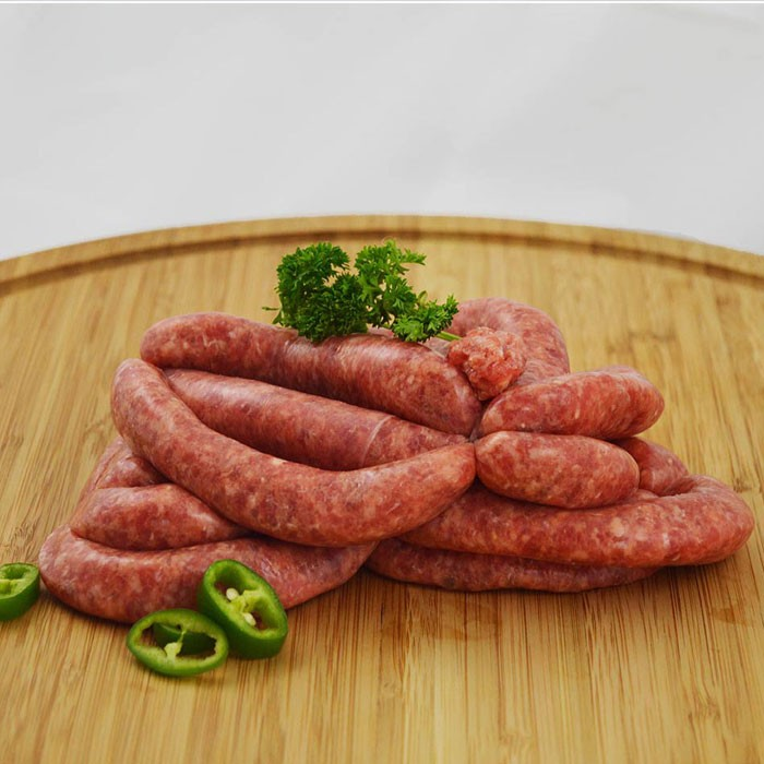 Cocktail Lamb Sausage