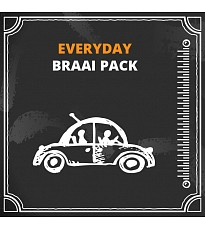 Everyday Braai Pack