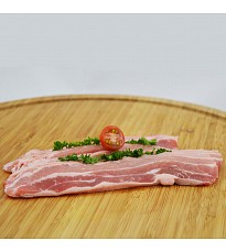 Pork Rashers Thin Cut Plain