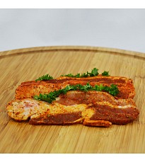 Pork Rashers Thin Cut Spiced