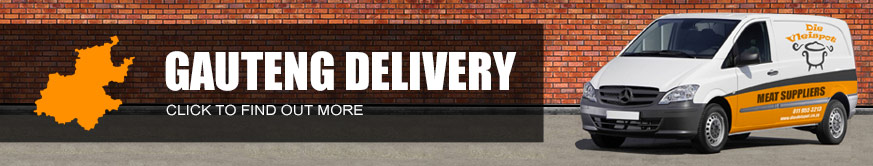 Gauteng Delivery